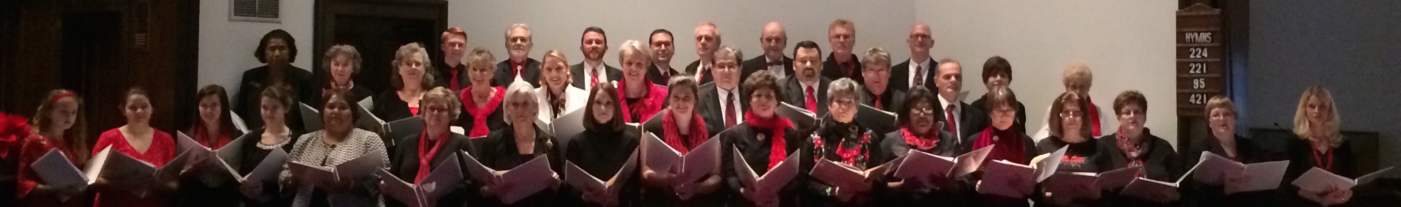 Seven Lakes Chapel Community Choir