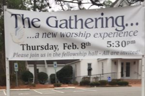 The Gathering @ J Hall