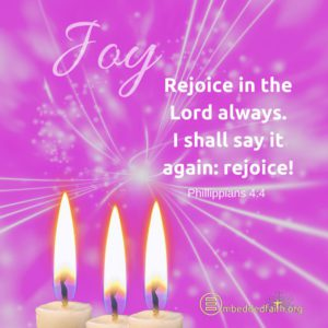Third Sunday of Advent - A Service of Joy