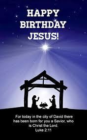HAPPY BIRTHDAY JESUS! MERRY CHRISTMAS EVERYONE!